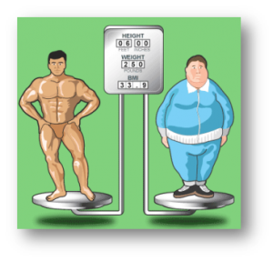 BMI comparison