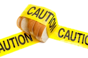 bread off limits